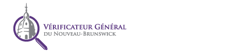 Auditor General of New Brunswick Logo